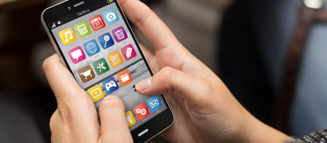 Smartphone apps for hearing aids