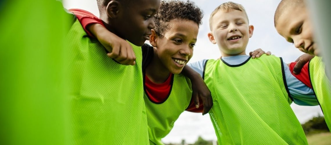 Team sports for kids